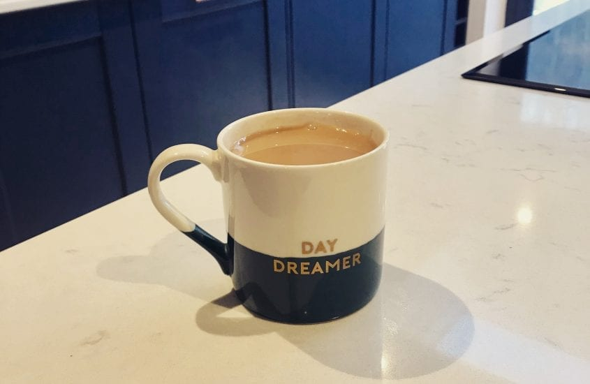 Day 48 – Life is what happens between coffee and wine